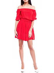 Платья с открытыми плечами - модные тенденции 2016