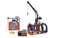 Ritmo Delta 500 аппарат стыковой сварки с ручным управлением от 200мм до 500мм