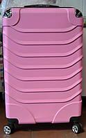 Сумка дорожная розовая 77x47x28