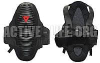 Мотозащита спины (PL, пластик, PVC, р-р M-XL, черный)