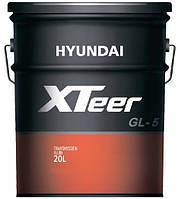 Масло трансмиссионное Hyundai XTeer GL5 80W-90