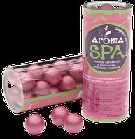 Шарики для ванн «Арома-SPA» с маслом бергамота и экстрактом родиолы розовой