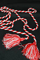 Пояс из ткани под вышиванку (тонкий), 1,9 метра, 20/15 (цена за 1 шт. + 5 гр.)