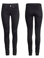 Женские штаны стретчевые скинни H&M, фото 1
