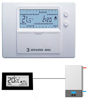 Комнатный регулятор температуры Euroster 2006
