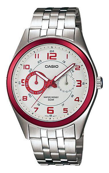 Мужские часы Casio MTP-1353D-8B3VEF