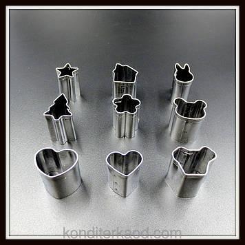 Набір металевих катерів-mini (9 шт)