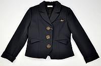 Пиджак, Жакет Габби Suzie черный, размер 122, 134, 140, 146