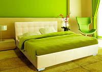 """Кровать в мягкой обивке """"Гера"""""""