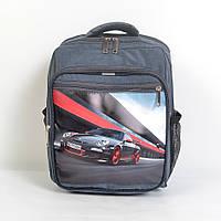 Детский школьный рюкзак Украинского производства (Porshe) - Артикул 87-1203