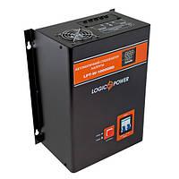 Релейный однофазный стабилизатор напряжения LogicPower LPT-W-10000RD Black
