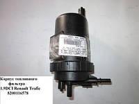 Корпус топливного фильтра 1.9 DCI 2.5DCI OPEL Vivaro 00-14 (ОПЕЛЬ ВИВАРО) 8200116578