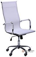 Кресло Слим-Net HB (мех. TL) (Сетка белая)