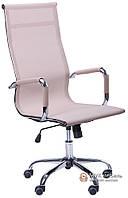 Кресло Слим-Net HB (мех. TL) (Сетка беж)