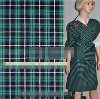 Платье - бантики,  в клетку для девочки , фото 5
