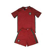 Детская футбольная форма сборной Португалии Home «Ronaldo 7» 6809