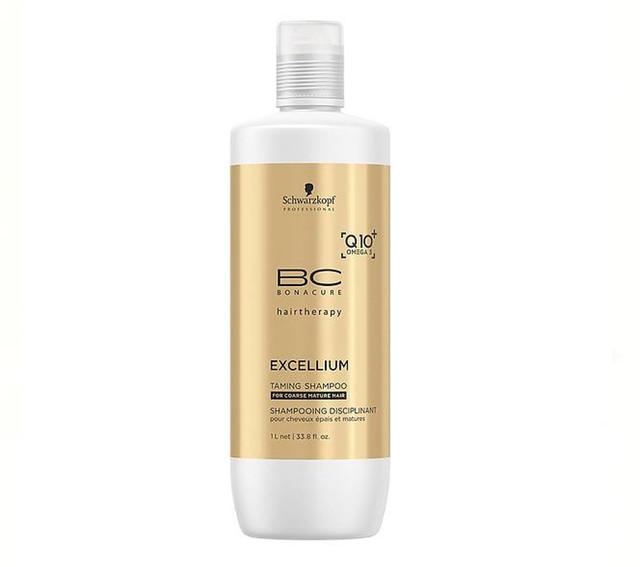 Schwarzkopf BC Excellium Q10+Omega3 shampoo 1000ml
