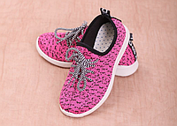 Кроссовки для девочек яркие, стильные,летние