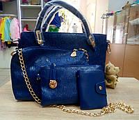 Сумки, Женская модель 2016 года в сумки есть сумка на цепочки +косметичка + картхолдэр + дополнительная длинна