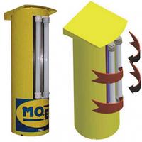 Ловушка для уничтожения насекомых 306 02 TURBINE 140W 15-18м MO-EL
