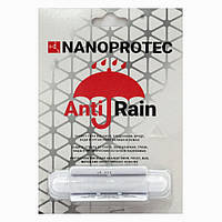 Покрытие для автостекол  NANOPROTEC ANTIRAIN 1шт