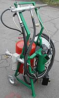 Установка газотермического напыления