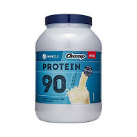 Champ  Muscle Protein 90 Shake Vanille - СПОРТИВНЫЙ ПРОТЕИН 90 С ВКУСОМ ВАНИЛИ 780 гр