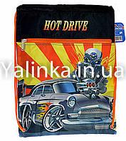 Сумка для сменки с карманом Josef Otten Машина JO-16071