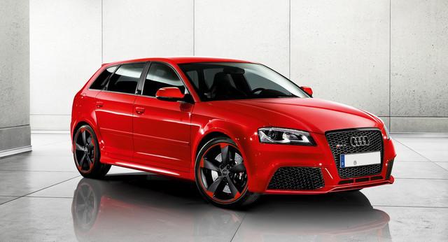 Диски и шины на Audi Audi RS3