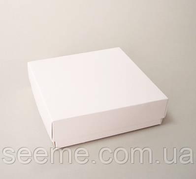 Коробка подарочная, 120x120x35 мм.