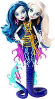 Кукла Монстер Хай Пери и Перл Серпентайн Большой Скарьерный Риф(Monster High Great Scarrier Reef Peri & Pearl)
