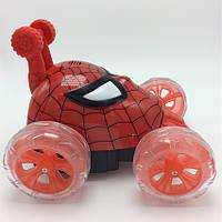 Машинка перевертыш на радиоуправлении Человек паук 0135A