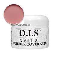 Гель D.I.S. nails Builder Cover Nude натурально-розовый