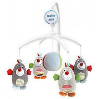 Каруселька плюшевая Пингвины Babymix
