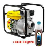 Мотопомпа бензиновая Sadko WP-8030