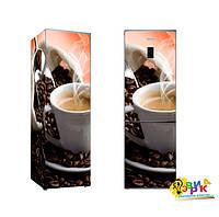 Наклейки на холодильник Кофе