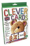 Учим английский играя.Уровень 2.(набор карточек + книга).