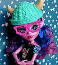 Кукла Monster High Кьерсти Троллсон (Kjersti Trollsøn) из серии Brand-Boo Students Монстр Хай, фото 5
