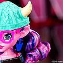 Кукла Monster High Кьерсти Троллсон (Kjersti Trollsøn) из серии Brand-Boo Students Монстр Хай, фото 6