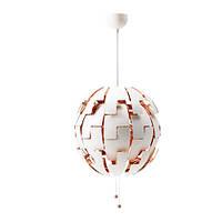 IKEA PS 2014 Подвесной светильник, белый, медный
