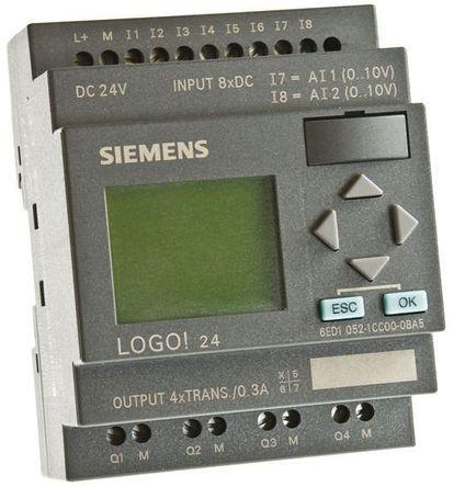 Логический модуль SIEMENS  LOGO! 24