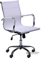 Кресло Слим-Net LB (мех. TL) (сетка белая)