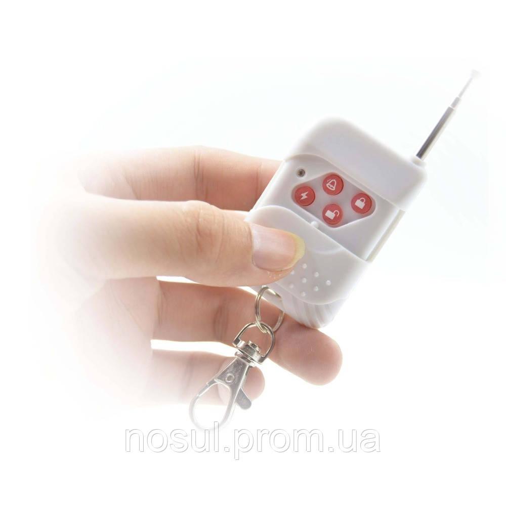 Пульт для GSM сигнализации 433 MHz, радио-брелок - ЧП Носуль С. А. +380664358285 (WhatsApp) +380949643586 (Viber) @nosul (Telegram) sergey@nosul.com.ua в Кременчуге