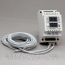 Терморегулятор РТУ-10/D-2 NTC  2 канала по 10А (нагрев/охлаждение)