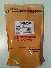 Желатин яловичий 200 блюм 1кг/упаковка