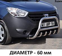 Кенгурятник на Renault Dokker (c 2012--) Рено Доккер PRS