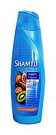 Шампунь Shamtu Питание и сила с экстрактом фруктов  для всех типов волос - 380 мл.