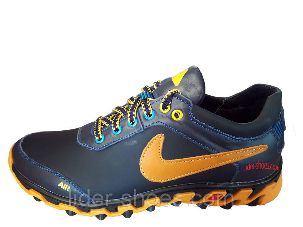 Подростковые кроссовки в стиле Nike