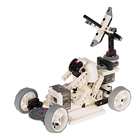 Конструктор детский Gigo Космические машины, управляемый конструктор для детей