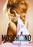 Женская оригинальная туалетная вода Moschino Funny, 100 мл NNR ORGAP /9-13, фото 3